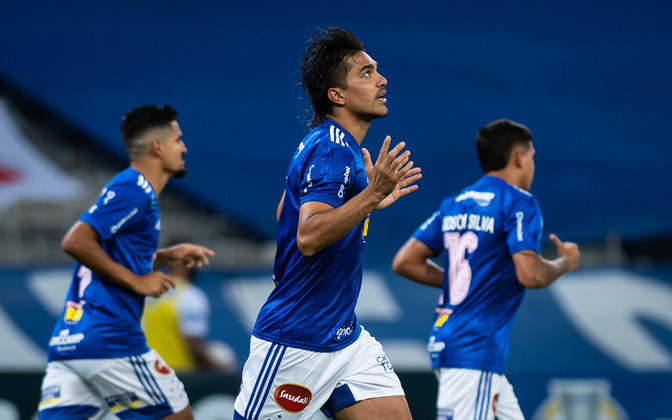 4º- Cruzeiro: R$ 33 milhões em receitas com patrocínio em 2020