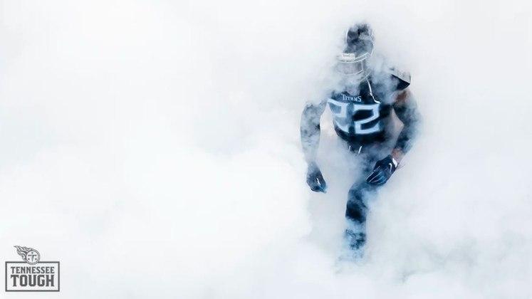 4º Derrick Henry (Tennessee Titans): Líder em jardas corridas na temporada e com chances de ultrapassar as duas mil jardas no ano. Alimentem o monstro!