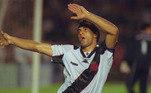 4º - Edmundo (1992 - 2008)- 153 gols em 316 jogos (Média: 0.48).