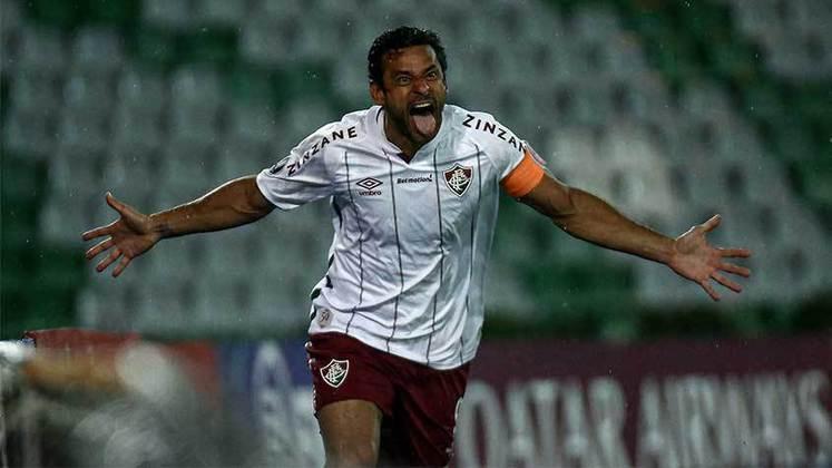 4º – Fred – 21 gols (35 jogos)