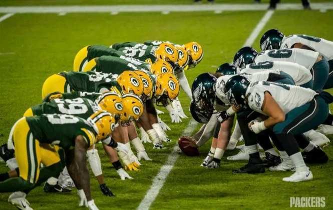 4º Green Bay Packers (9-3) - Apesar dos deslizes, os Packers mostram força nos dois lados da bola e têm munição para bater de frente com qualquer um.