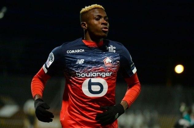 4 - Lille (lucro de R$ 347 milhões) - Destaque para venda do atacante Victor Oshihempor R$458,46 ao Napoli.