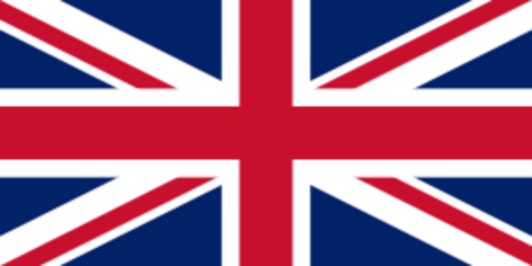 4º lugar - Grã-Bretanha: 127 pontos (ouro: 22 / prata: 21 / bronze: 22). pontos