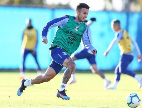 4º - Matheus Henrique (Grêmio) - R$ 111 milhões.