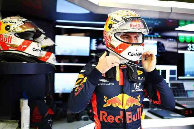 4) Max Verstappen (Red Bull) - € 16 milhões (R$ 103,4 milhões)