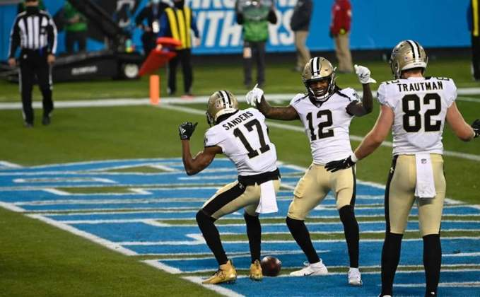 4º New Orleans Saints (12-4): Aparentemente, os Saints chegarão aos playoffs saudáveis pela primeira vez na temporada. Cenário animador para a torcida!