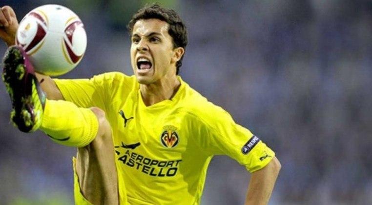 4º - Nilmar - 1 gols a cada 125 minutos - 4 gols em 500 minutos - clubes: Villarreal