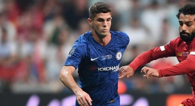 4º Pulisic - O Chelsea garantiu a contratação do ponta norte-americano na temporada 2018/2019, junto ao Borussia Dortmund, por 64 milhões de euros (R$ 419 milhões, na cotação atual)
