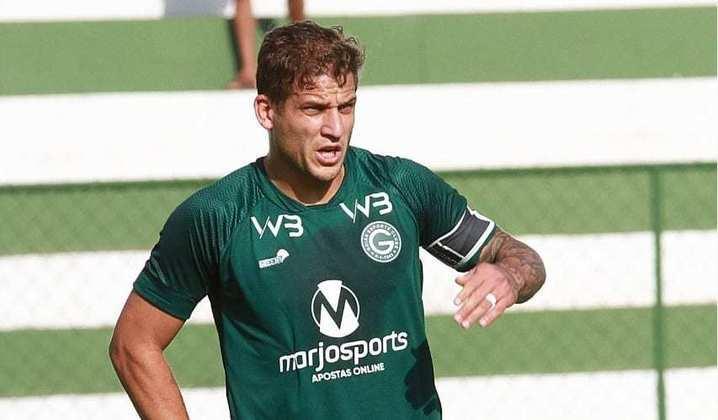4º - Rafael Moura - Goiás - 86 gols
