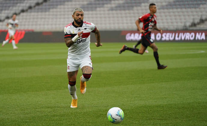 4ª rodada - Athletico-PR x Flamengo - Data e horário a definirem - Arena da Baixada.