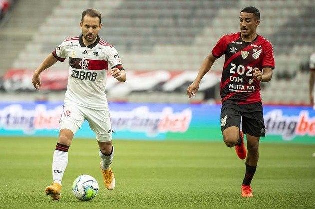 4ª rodada - Athletico x Flamengo