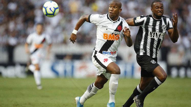 4ª rodada - Ceará x Vasco - 20/8 - 20h - Castelão