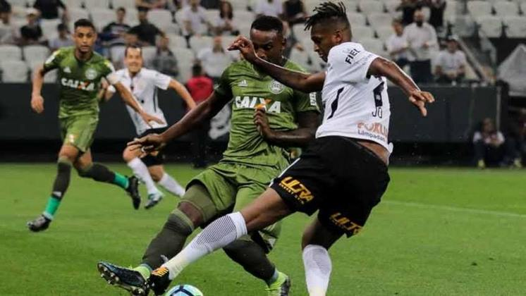 4ª Rodada - Corinthians x Coritiba - Arena Corinthians - 19/8 - quarta-feira - 21h30