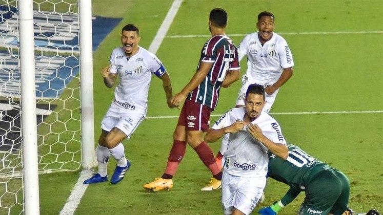 4ª rodada – Fluminense x Santos – 17/06 – 19h (de Brasília) – Maracanã