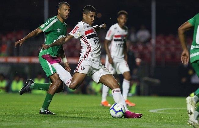 4ª rodada – São Paulo x Chapecoense – 16/06 – 19h (de Brasília) – Morumbi