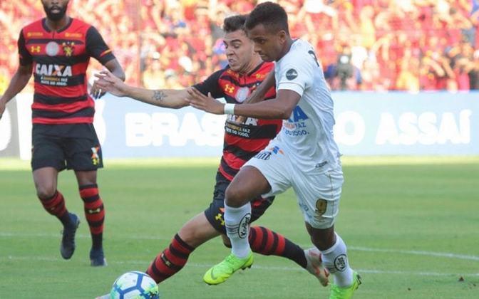 4ª rodada - Sport x Santos - O último confronto entre Sport e Santos aconteceu na última rodada do Brasileirão de 2018, consolidando o rebaixamento da equipe pernambucana, que volta a elite do futebol nacional em 2020. Peixe e Leão agoram se enfrentam no dia 20 de agosto, uma quinta-feira, às 19h15, em Pernambuco.