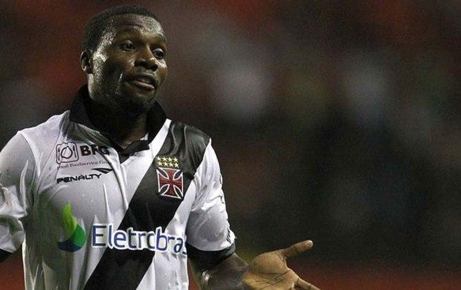 4º - Tenório - equatoriano - 2012-2013 - 14 gols em 48 jogos - 0,29 gol por jogo