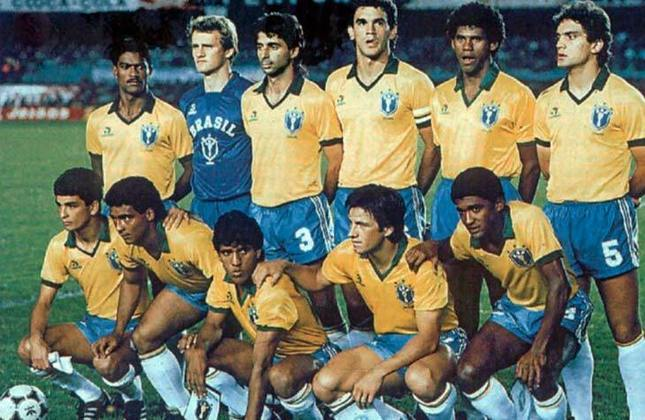 4º título: 1989 - Vice: Uruguai