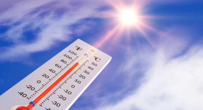 Massa de ar seco e quente atingiu as regiões Sul, Sudeste e Centro-Oeste do Brasil