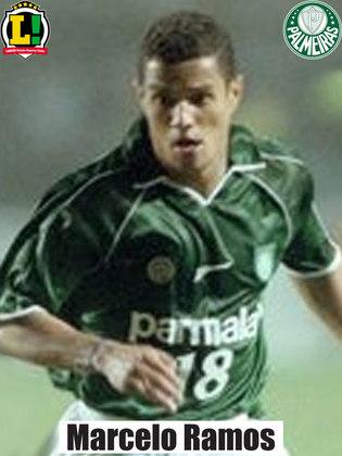 4,0 - Marcelo Ramos - Foi a surpresa de Luiz Felipe. Começou como titular, mas foi meio apagado no primeiro tempo.