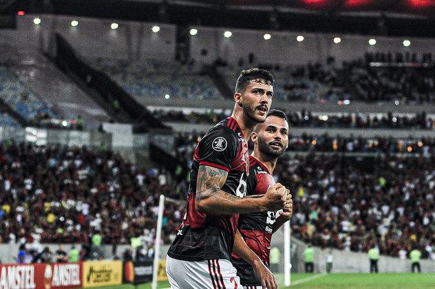 41 – Gustavo Henrique, zagueiro do Flamengo, soma 831 mil seguidores no Instagram.