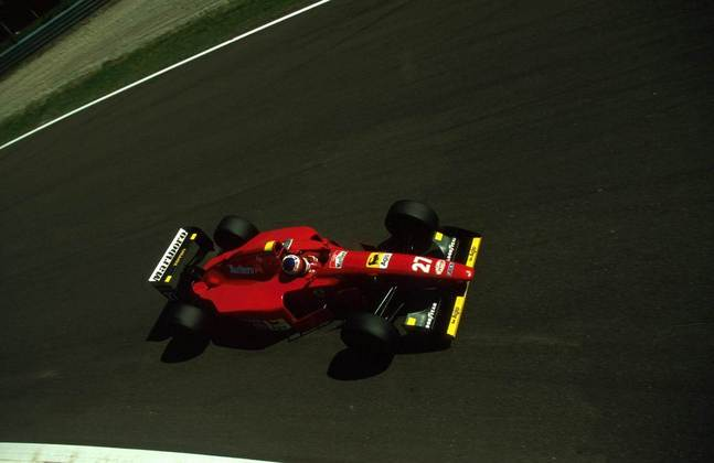 412T1: o belo carro que marcou a temporada de 1994