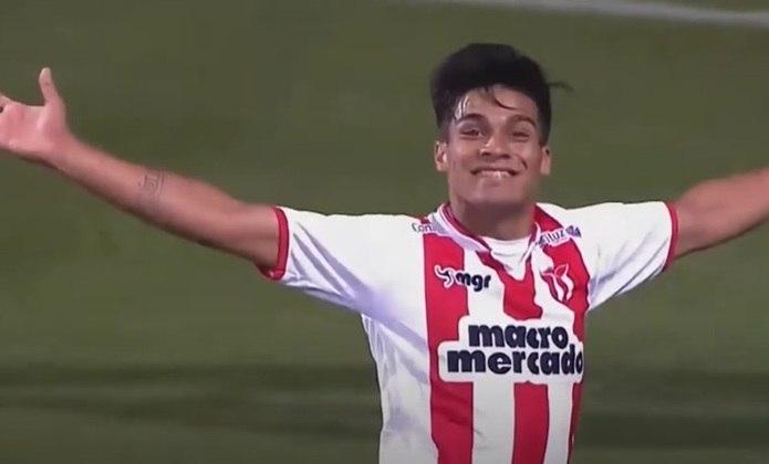 42º lugar: Matias Arezo (River Plate-URU) - 2002