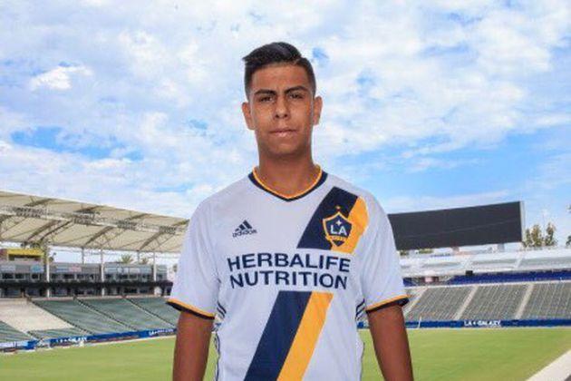 43º - Efrain Álvarez - O meia-atacante de 17 anos do LA Galaxy, já recebeu elogios de Ibrahimovic e vem sendo disputado pelas seleções dos Estados Unidos e do México.
