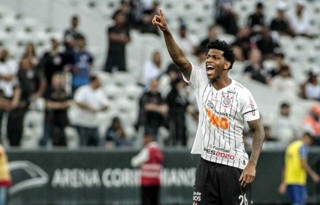 43 – Gil, zagueiro do Corinthians, tem um total de 759 mil seguidores na rede social.