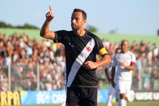 44º - Cabofriense 1x2 Vasco - Carioca 2018 - Em seu último gol antes de deixar o clube carioca, Nenê marcou de pênalti e deixou saudades no coração da torcida vascaína