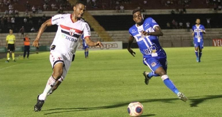 44º lugar: Botafogo-SP - 2.984 pontos