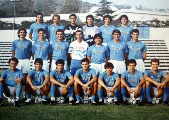 Napoli-ITA (1985-1987)