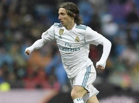 45 - Luka Modric - País: Croácia - Posição: Meia - Clubes: Dinamo Zagreb, HSK Zrinjski Mostar, NK Inter Zapresic, Tottenham e Real Madrid