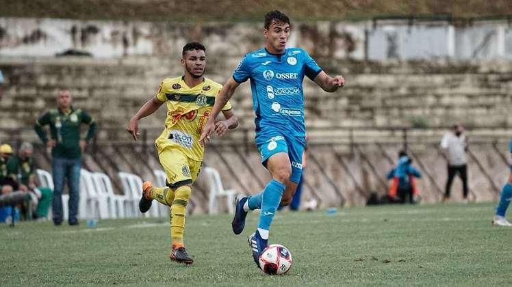 46º lugar: São Bento - 2.593 pontos