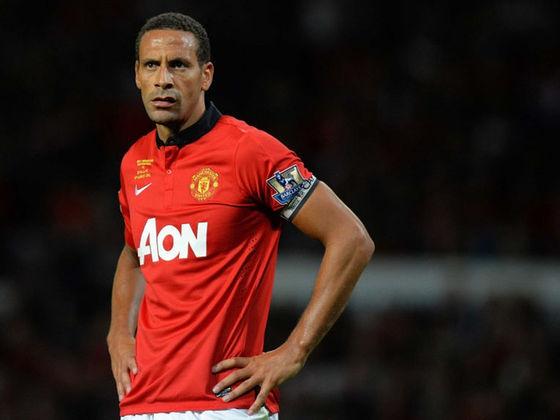 46 - Rio Ferdinand - País: Inglaterra - Posição: Zagueiro - Clubes: West Ham United, Bournemouth, Leeds United, Manchester United e Queens Park Rangers
