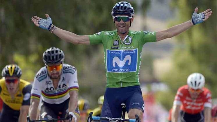 48) Alejandro Valverde (Espanha) - Ciclismo