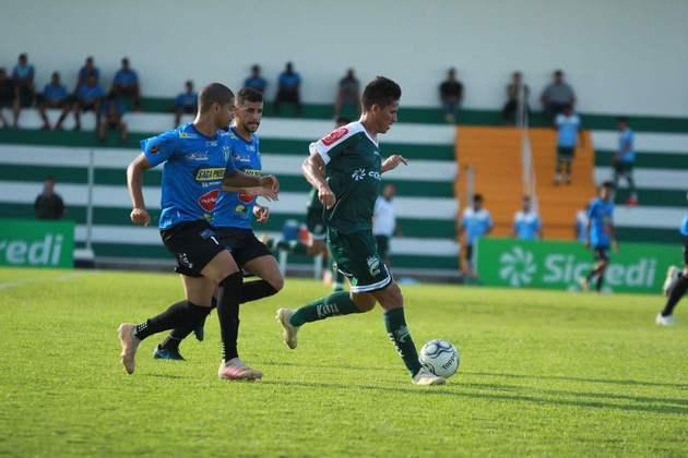 48º lugar: Luverdense - 2.521 pontos