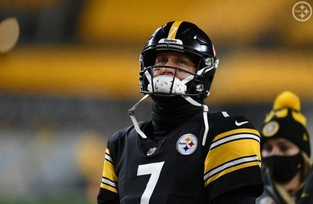 5º Big Ben Roethlisberger - Comemore torcedor brasileiro, o QB dos Steelers caiu uma posição. E, com a perda da invencibilidade dos Steelers, dificilmente vai ganhar o MVP.