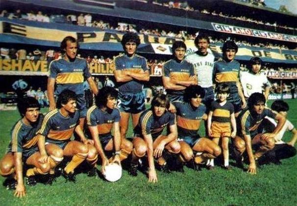 5º - Boca Juniors-ARG (1981)