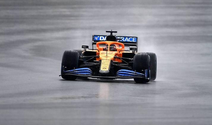 5 - Carlos Sainz (McLaren) - 8.03 - Bela crescente para sair com mais um top-5 na temporada.