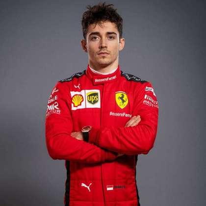 5º - Charles Leclerc (Ferrari) - 75 pontos - Melhor resultado: 2º no GP da Áustria