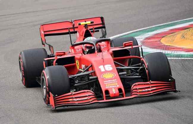 5º - Charles Leclerc (Ferrari): 7.78 - Mais um top-5 na boa temporada de Leclerc. Ferrari dá passos