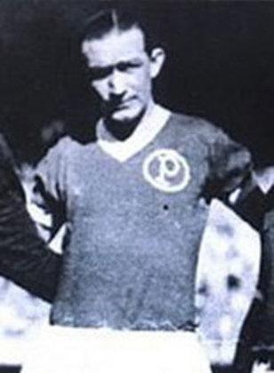5 – Com 78 vitórias, o argentino Luíz Villa ocupa a quinta colocação. O volante jogou no Palmeiras entre 1950 e 1953.