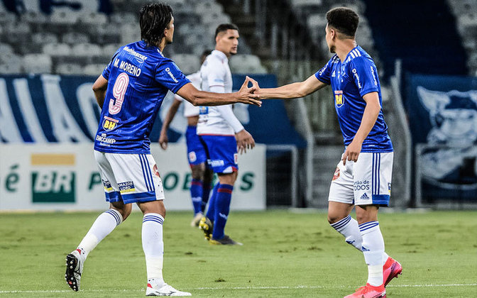 5- Cruzeiro: A Raposa fecha o top 5 do estudo, com despesa no futebol de aproximadamente R$ 2,1 bilhões.