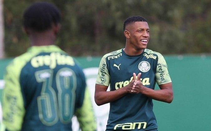 5º - Danilo – 20 anos – meio-campista – Palmeiras / valor de mercado: 8 milhões de euros