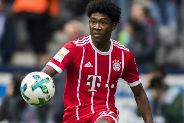 5 - David Alaba (Zagueiro/lateral do Bayern de Munique) - 65 milhões de euros.