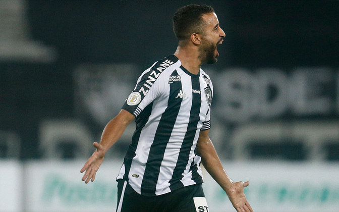 5º - Em quinto, Caio Alexandre 21 anos), do Botafogo, somou 18 pontos. São 17 partidas e quatro gols.