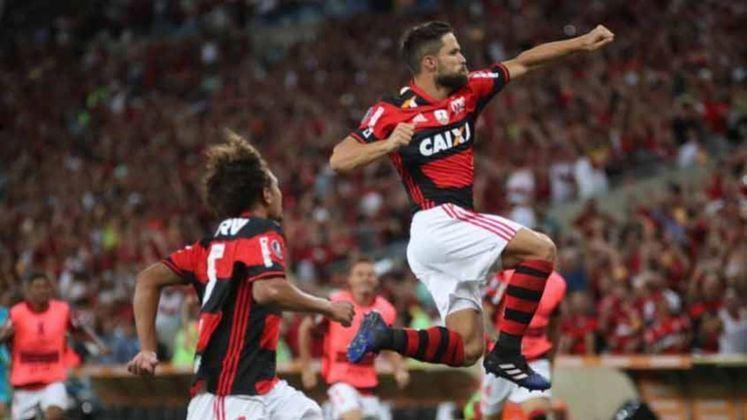 5º - Flamengo - 1953 gols em 1414 jogos