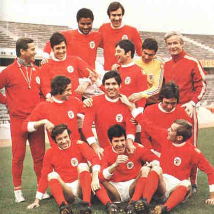 5. Flamengo 1x0 Benfica - 15/1/72 - Amistoso que rendeu música histórica com o gol marcado pelo folclórico Fio Maravilha, de Jorge Ben