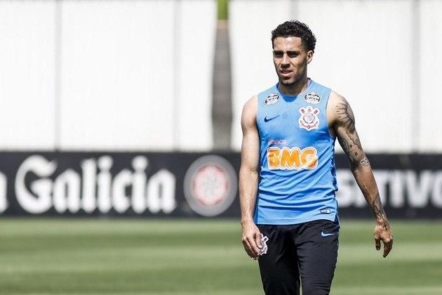 Gabriel - contrato até 31/12/2022 - clube tem 50% dos direitos econômicos